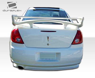 Pontiac G6 Racer Duraflex Rear Body Kit Bumper 2005-2009