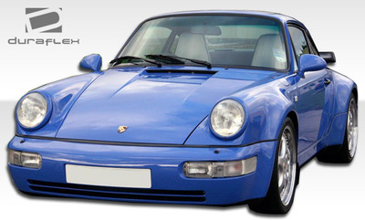 Porsche 964 Turbo Duraflex Full 4 Pcs Body Kit 1989-1994