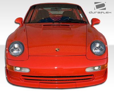 Porsche 993 Club Sport Duraflex Front Bumper Lip Body Kit 1995-1998