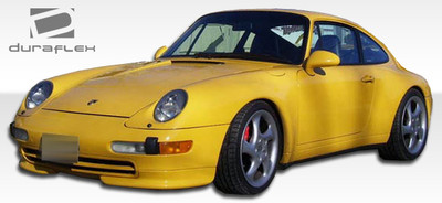 Porsche 993 RS Look Duraflex Front Add On Body Kit 1995-1998