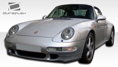 Porsche 993 Turbo Look Duraflex Front Body Kit Bumper 1995-1998