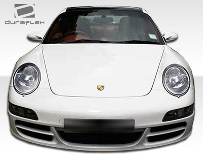 Porsche 996 Carrera Conversion Duraflex Front Body Kit Bumper 1999-2004