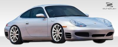 Porsche 996 Turbo Duraflex Full Body Kit 1999-2001