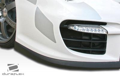 Porsche 997 GT-2 Duraflex Side Grille 2005-2011