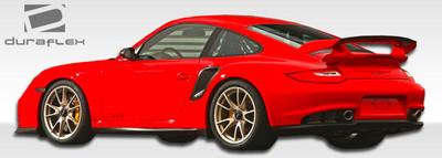 Porsche 997 GT-2 Duraflex Side Skirts Body Kit 2005-2012
