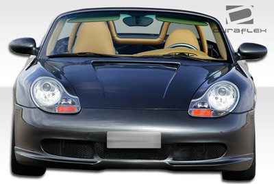 Porsche Boxster G-Sport Duraflex Front Bumper Lip Body Kit 1997-2004