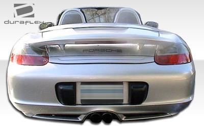 Porsche Boxster G-Sport Duraflex Rear Body Kit Bumper 1997-2004