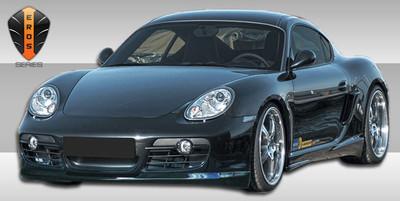 Porsche Cayman Eros Version 2 Duraflex Full Body Kit 2006-2008