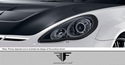 Porsche Panamera AF-1 Aero Function Lighting 2010-2013
