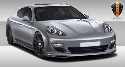 Porsche Panamera Eros Version 2 Duraflex Full 4 Pcs Body Kit 2010-2013