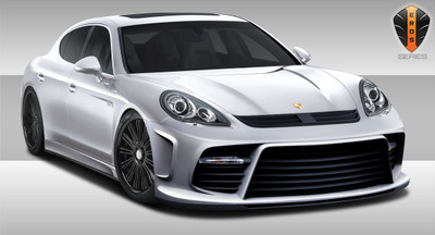 Porsche Panamera Eros Version 4 Duraflex Full Body Kit 2010-2013