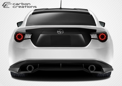 Scion FR-S OEM Carbon Fiber Creations Body Kit-Trunk/Hatch 2013-2015