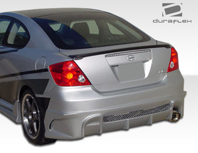 Scion TC Raven Duraflex Rear Body Kit Bumper 2005-2010