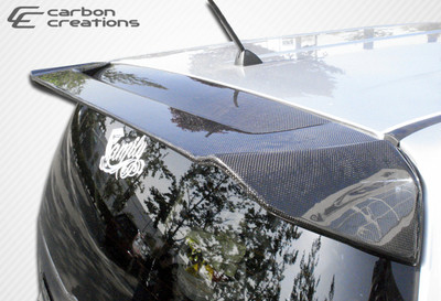 Scion xB OEM Carbon Fiber Creations Body Kit-Wing/Spoiler 2008-2015