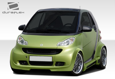 Smart ForTwo GT300 Duraflex Full Wide Body Kit 2008-2015