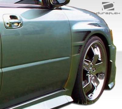 Subaru Impreza 4DR GT Concept Duraflex Body Kit- Fenders 2002-2003