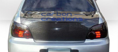 Subaru Impreza 4DR OEM Carbon Fiber Creations Body Kit-Trunk/Hatch 2002-2007