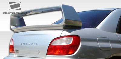Subaru Impreza 4DR STI Look Duraflex Body Kit-Wing/Spoiler 2002-2007