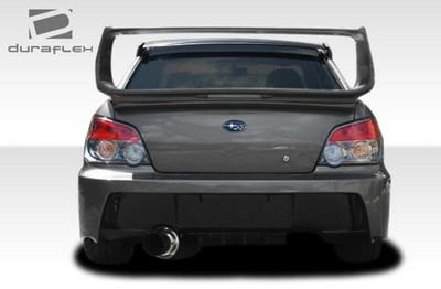 Subaru Impreza 4DR Z-Speed Duraflex Rear Body Kit Bumper 2004-2007