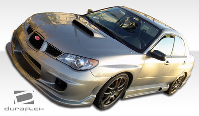 Subaru Impreza I-Spec Duraflex Front Body Kit Bumper 2006-2007