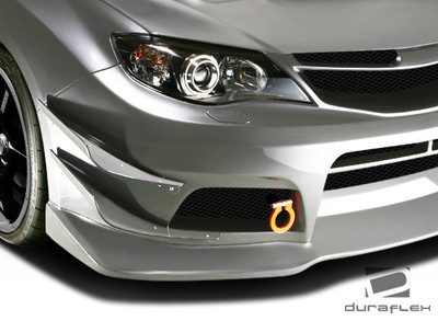 Subaru Impreza VR-S Front Duraflex Canards 2008-2014