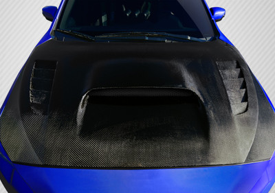 Subaru WRX NBR Concept Carbon Fiber Creations Body Kit- Hood 2015-2015