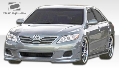 Toyota Camry Racer Duraflex Side Skirts Body Kit 2007-2011