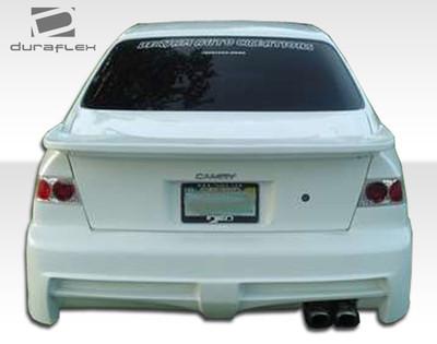 Toyota Camry Xtreme Duraflex Rear Body Kit Bumper 1997-2001