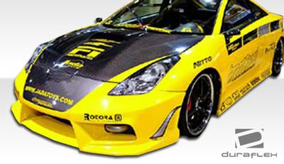 Toyota Celica Bomber Duraflex Front Body Kit Bumper 2000-2005