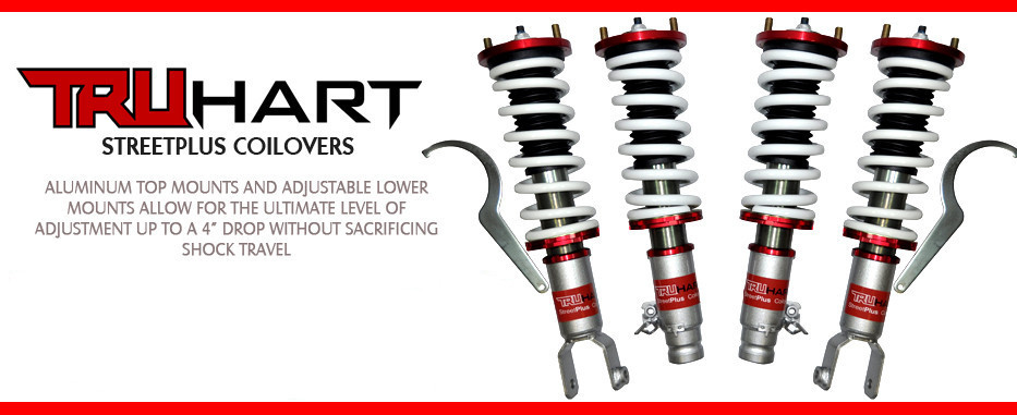 Truhart Coilovers