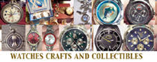 Watches Crafts and Collectibles