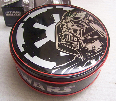 Fossil Star Wars Darth Vader Watch Set Li-1604 with Empire ... Galactic Band Logo