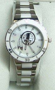 Washington Redskins Game Time Pearl Watch Gametime MOP Womens