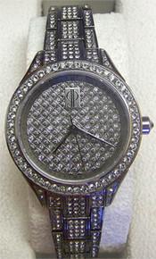 JLO Grey Glitz Watch FMDJL309 Fossil Jennifer Lopez Fashion wristwatch