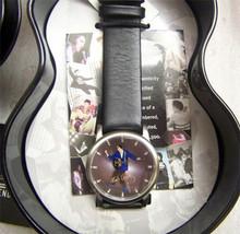 Elvis Presley Fossil Watch EP 25 Legendary in Guitar Watch Case