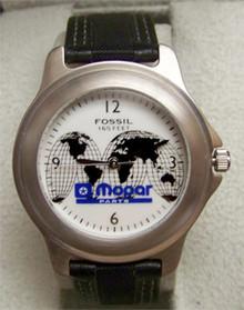Fossil Mopar Master Parts Watch Mens LE Promotional Wristwatch MP2000