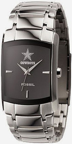 Dallas Cowboys Fossil watch Mens Dress Regis wristwatch NFL1161 New