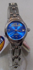 UCLA Bruins Watch Ladies 3 hand bracelet watch with date LIPR2674