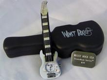 Wrist Rock Gibson Guitar Watch White novelty watch StratoRock 24