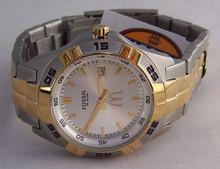 Fossil McDonalds Watch Mens McDonalds Golden Arches Logo Wristwatch