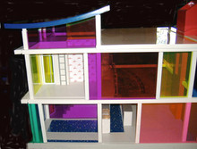 Kaleidoscope House Dollhouse Bozart Laurie Simmons Peter Wheelwright