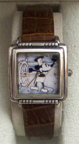 Steamboat Willie Watch Disney Classic 1928 Commemorative Wristwatch