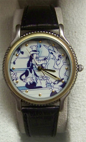Goofy Disney Classics Watch 1932 Mickey's Revue Film Commemorative
