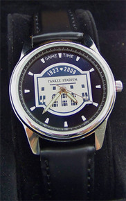 Yankee Stadium Watch Final Season Commemorative LE Wristwatch Black