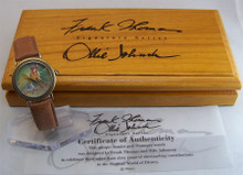 Bambi Watch Disney Artists Signature Series Limited Edition Wristwatch
