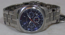 Callaway Watch Mens Chronograph Blue with Tachymeter CY2100