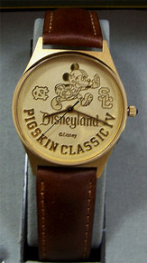 Disneyland Pigskin Classic IV Watch UNC Tarheels Disney Mickey Mouse
