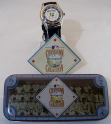 New York Yankees Fossil Watch Vintage 93 Cooperstown Collection mens