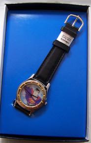 Superman Watch Clark Kent Watch Lenticular Changing image Wristwatch