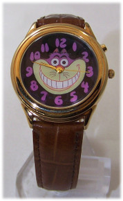 Cheshire Cat Watch Disney Signature Series Ward Kimball Lmt. Ed.